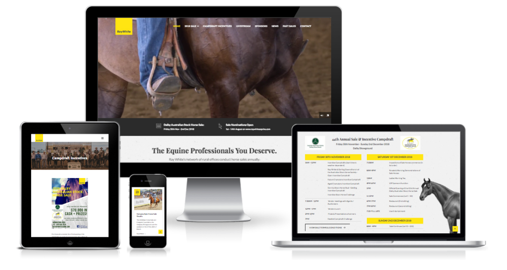 Ray White Equine